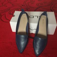 Balerini / pantofi casual Aldo – noi - Balerini dama Aldo, Culoare: Bleumarin, Marime: 37
