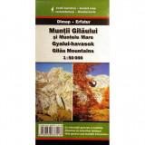 Dimap Harta Turistica Muntii Gilaului si Muntele Mare