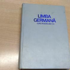 LIMBA GERMANA-CURS PRACTIC ANII I-II-