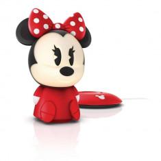 Lampa portabila Philips Disney Minnie - Lampa USB