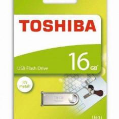 """Toshiba """"Owari"""" 16GB USB2.0 fém házas pendrive (THN-U401S0160E4) - Stick USB"""