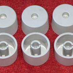 6 butoane pentru potenţiometri rotativi - Potentiometru