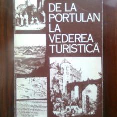Andrei Cornea - De la portulan la vederea turistica. Ilustratori straini - Istorie