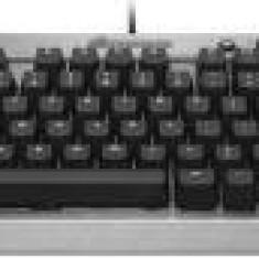 Tastatura gaming Corsair Vengeance K65 Compact Mechanical, USB, US version, Cu fir