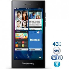 Telefon Mobil BlackBerry Leap 16GB LTE Shadow Grey - Telefon BlackBerry