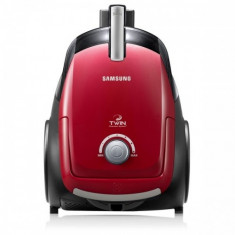 Samsung Aspirator fara sac VC15SVNDCRD, capacitate 2l, 1500W, rosu - Aspiratoar fara Sac