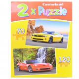 Puzzle 2 in 1 mare - Castorland
