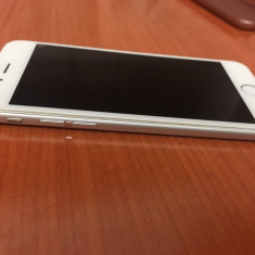 Iphone 6s, neblocat, 16 GB, accesori originale (cutie, căști, cablu, adaptor) - Telefon iPhone Apple, Argintiu
