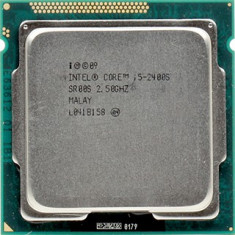 Intel Core i5-2400S 2.50 GHz - second hand - Procesor PC