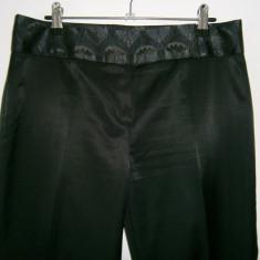 Pantaloni dama ocazie NEXT, mar 40, stare foarte buna!, Culoare: Negru