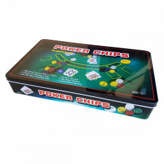 Set Poker profesional 300 jetoane - Carti poker
