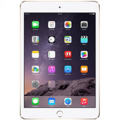 Apple IPad Mini 4, 16GB, LTE 4G, Auriu
