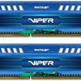 PV DDR3 2*4GB 1600 PV38G160C9KBL - Memorie RAM Patriot