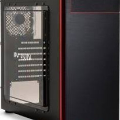 In Win 703 Black/Red - Carcasa PC