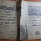 Ziarul romania libera 20 februarie 1970-centrala siderurgica resita