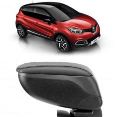 Cotiera Reglabila Renault Capture 2010-2016 Din Piele Eco Premium - Ornamente interioare auto