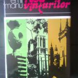 Emil Manu - Roza vinturilor - Itinerare culturale (Editura Sport-Turism, 1980) - Carte de calatorie
