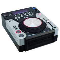 Consolă DJ Omnitronic XMT-1400 CD Player USB SD MP3 - Console DJ