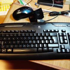 Tastatura si mouse Cordless Logitech (10443), Fara fir