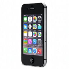 iPhone 4s Apple 8GB culoare neagra merge in orice retea, Negru, Neblocat