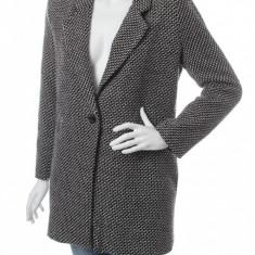 Palton de toamna pentru femei M/L - Palton dama, Culoare: Din imagine