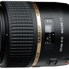 Obiectiv Tamron Canon 60/F2.0 AF SP Di II LD (IF) Macro 1:1 - Obiectiv DSLR