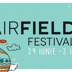 2 Bilete Airfield Festival Sibiu (Toata perioada) + Camping - Bilet concert