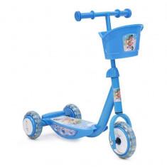 Trotineta Copii Moni ZS-L007C Albastru - Tricicleta copii