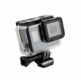 Carcasa waterproof 45m replace pt GoPro Hero 5 Black, GoPro Hero 6 Black, GP340C