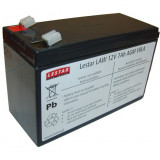 Rechargeable battery LAWu 12V 7Ah AGM VRLA - UPS Lestar