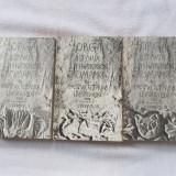 Istoria literaturilor romanice - N. Iorga - 3 vol.