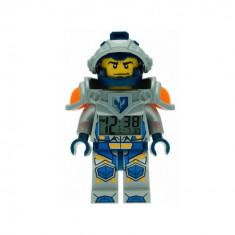 Ceas desteptator LEGO Nexo Knights Clay