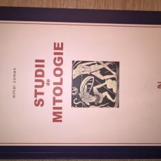 Studii de mitologie - Mihai Coman (Editura Nemira, 2009) - Carte mitologie