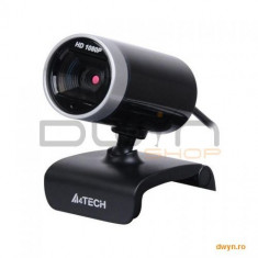 Webcam A4Tech PK-920H, USB FullHD PC Camera, 1080p FullHD Sensor, Up to 16Megapixels still image, V