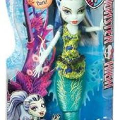 Papusa Monster High Great Scarrier Reef Frankie Doll Mattel