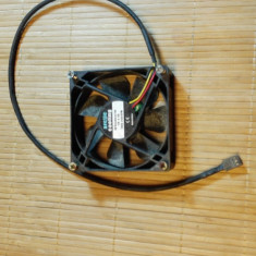 Ventilator PC Artic Cooling 80 mm (10450) - Cooler PC, Pentru carcase