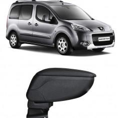 Cotiera Reglabila Peugeot Partenr 2008-2015 Din Piele Eco - Ornamente interioare auto
