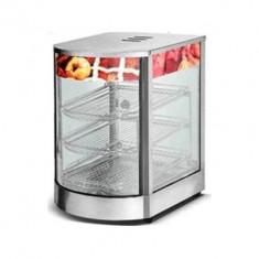 Vitrină caldă pentru pizza, patiserie, fast food 45cm