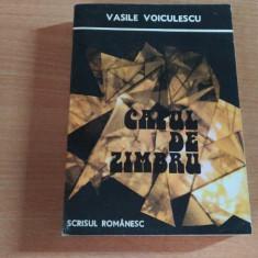 CAPUL DE ZIMBRU-VASILE VOICULESCU - Nuvela