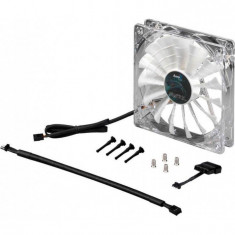AEROCOOL SHARK WHITE EDITION Ventilator 140x140x25mm - Cooler PC