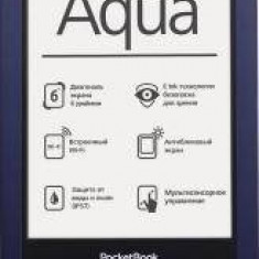 EBook Reader PocketBook 640 Aqua, albastru închis