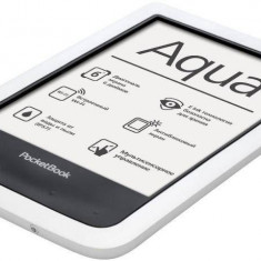 Ebook reader PocketBook 640 Aqua, alb