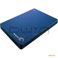 2TB Seagate 2.5' Backup Plus USB 3.0 Metalic Case Royal Blue - HDD extern