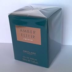 Apa de parfum Amber Elixir Crystal (Oriflame) - Parfum femeie Oriflame, 50 ml