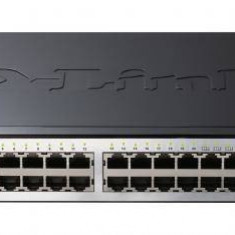 DLINK SW 20P-GB 4CMB L2 STACK RM - Switch