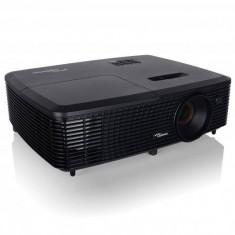 Videoproiector Optoma DS348, 3000 lumeni, 800 x 600, Contrast 20.000:1, HDMI, 3D