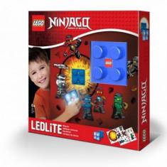 Lampa de veghe cu autocolante LEGO Ninjago