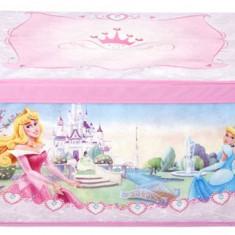 Cutie pentru depozitare jucarii Disney Princess - Sistem depozitare jucarii, Roz