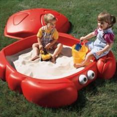 Lada Nisip - Crab - Jucarie nisip