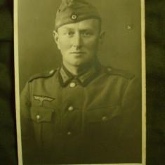 Fotografie militara germana, soldat WH, al 3-lea Reich WW 2/nazista/colectie - Fotografie veche